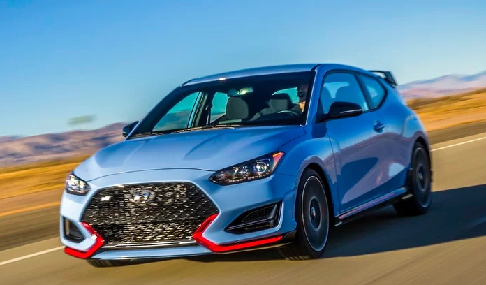 29 A 2020 Hyundai Veloster New Model And Performance