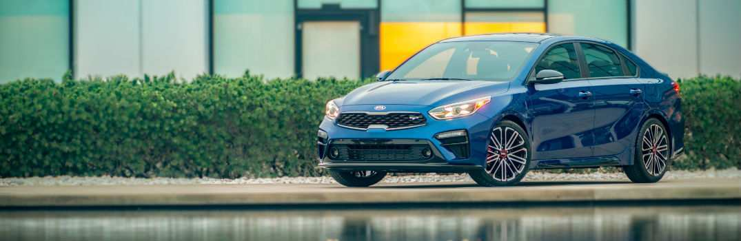 29 A 2020 Kia Forte Spesification