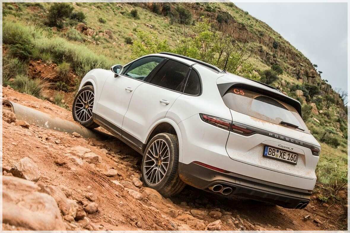 29 A 2020 Porsche Cayenne Turbo S Review And Release Date