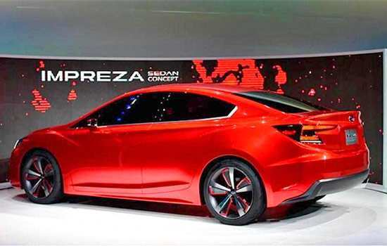 29 A 2020 Subaru Impreza New Model And Performance