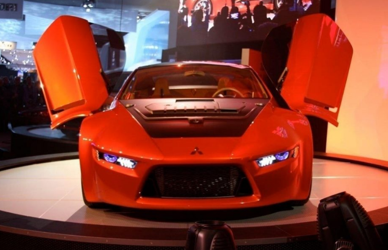 29 A Mitsubishi Gto 2020 Exterior And Interior