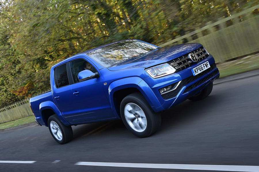 29 A New Volkswagen Amarok 2019 Price And Review