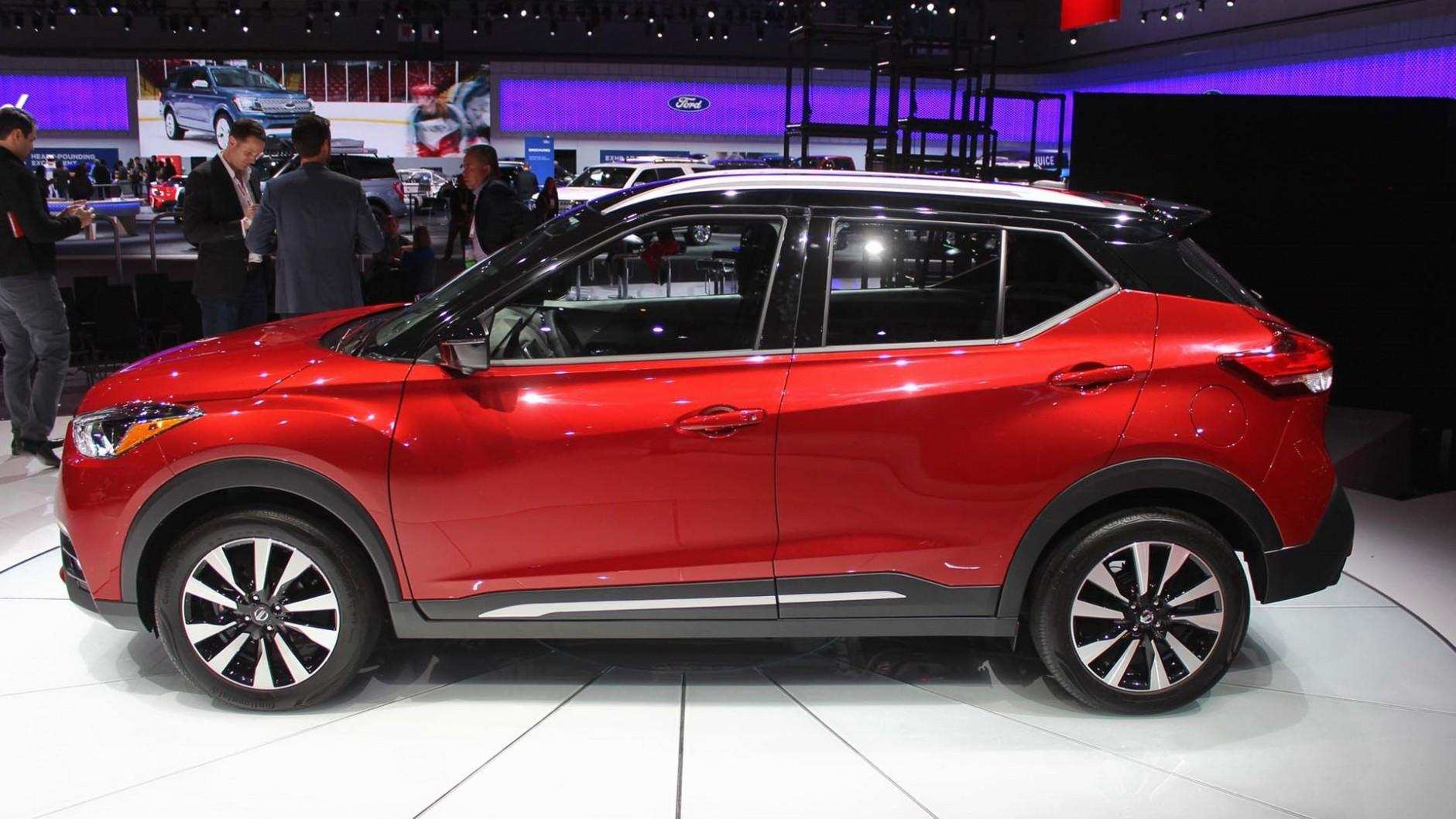 29 A Nissan Kicks 2019 Mexico Specs And Review