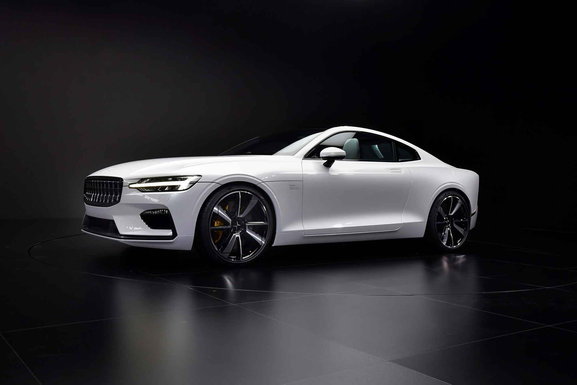 29 A Volvo To Go Electric By 2019 Engine
