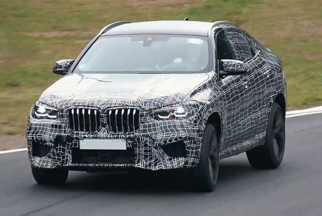 29 A When Will 2020 BMW X6 Be Available Exterior