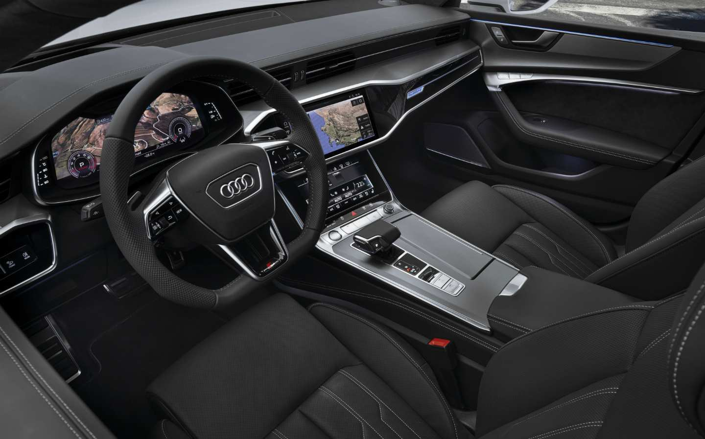 29 All New 2019 Audi Rs7 Redesign And Review