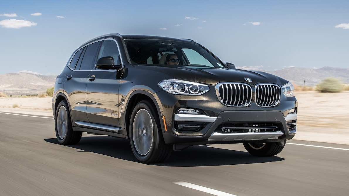 29 All New 2019 BMW X3 Hybrid Picture