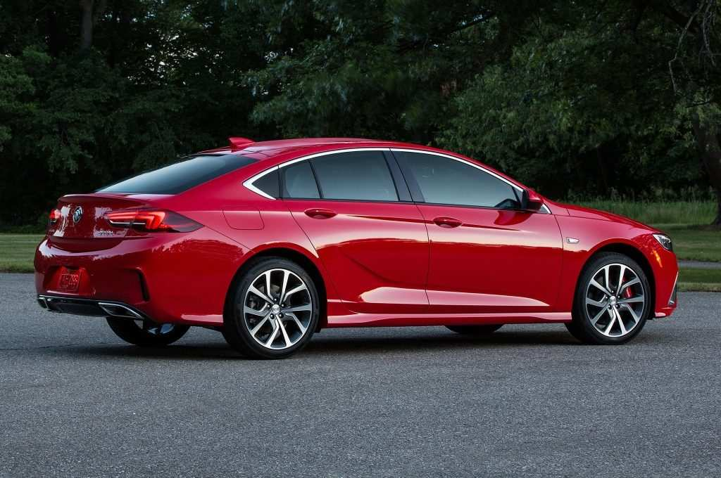29 All New 2019 Buick Regal Gs Coupe Picture