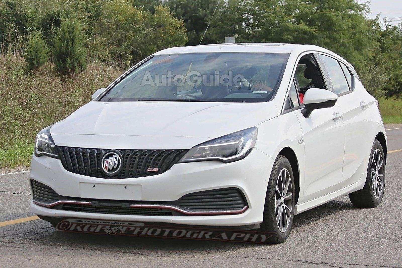 29 All New 2019 Buick Verano Spy Speed Test