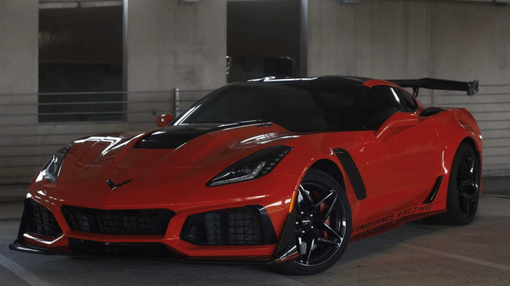 29 All New 2019 Corvette ZR1 Specs