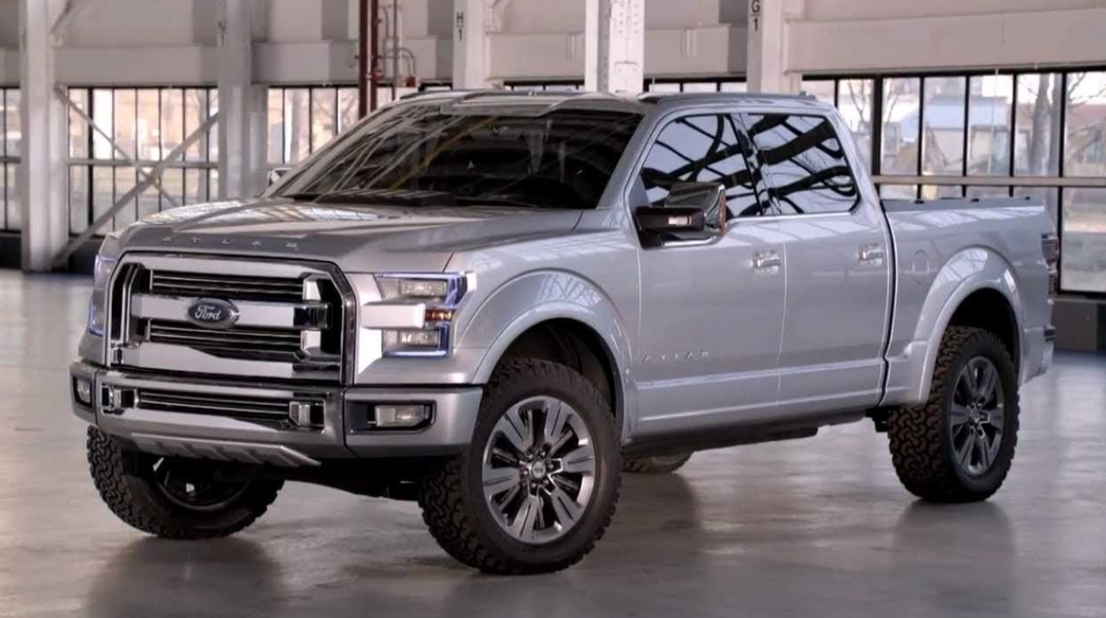 29 All New 2019 Ford Atlas Engine New Model And Performance