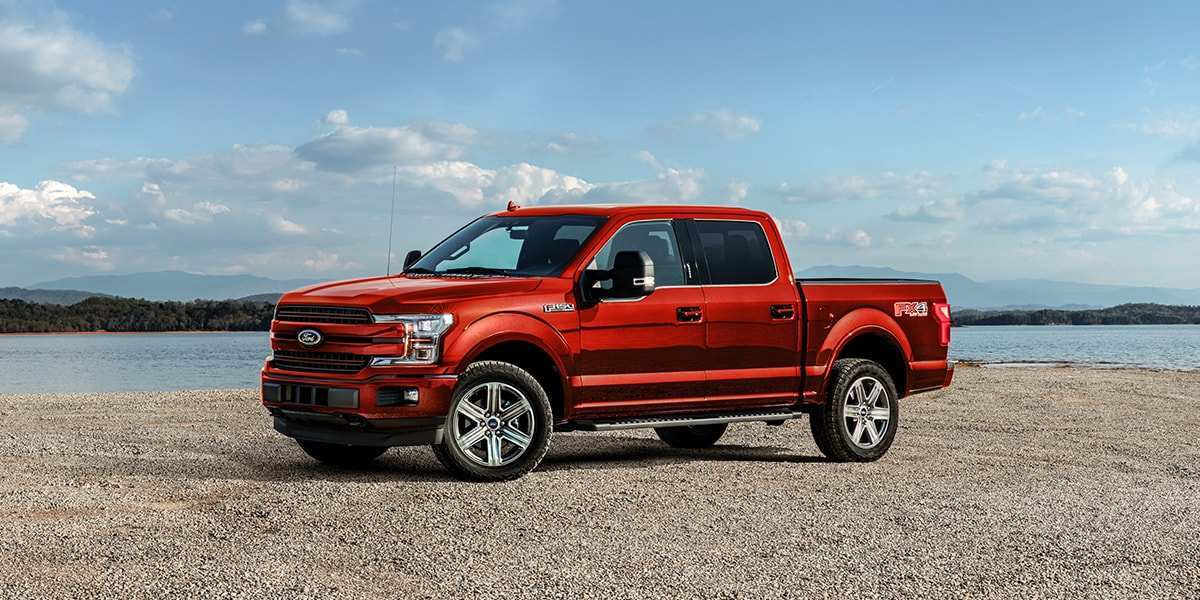 29 All New 2019 Ford F 150 Concept