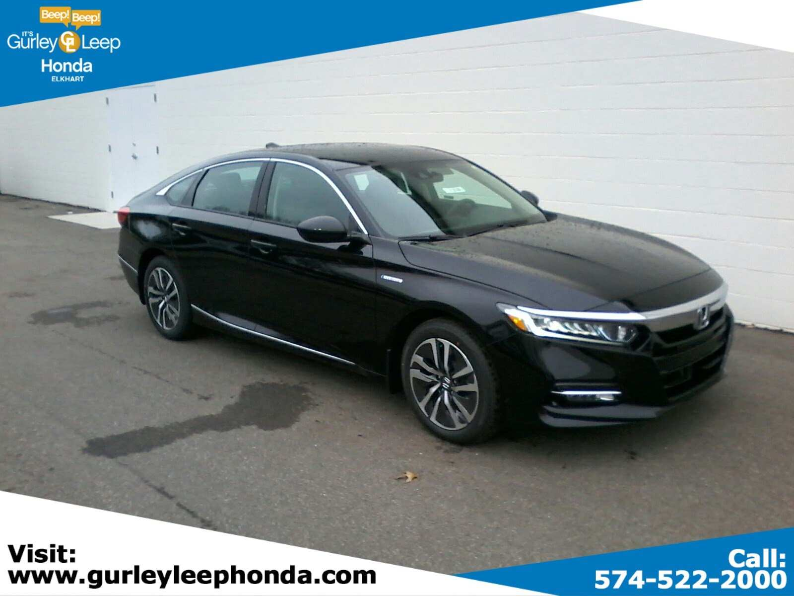 29 All New 2019 Honda Accord Hybrid Spesification