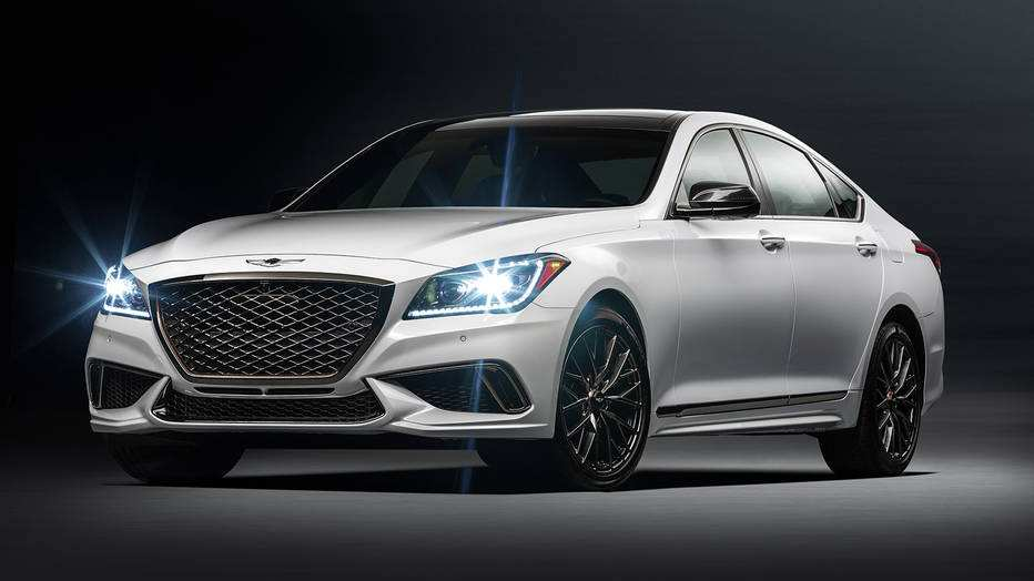 29 All New 2019 Hyundai Genesis Coupe New Model And Performance