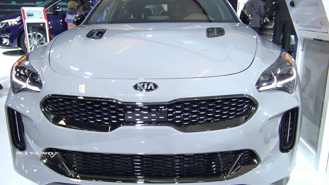 29 All New 2019 Kia Gt Coupe Style