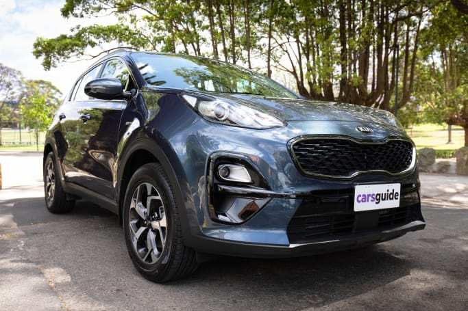 29 All New 2019 Kia Sportage Review Exterior