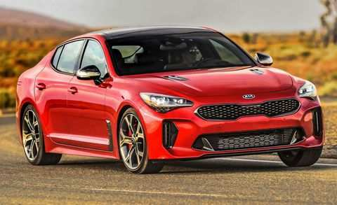 29 All New 2019 Kia Stinger Gt2 New Review