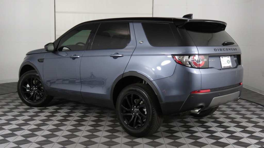 29 All New 2019 Land Rover Discovery Sport Images