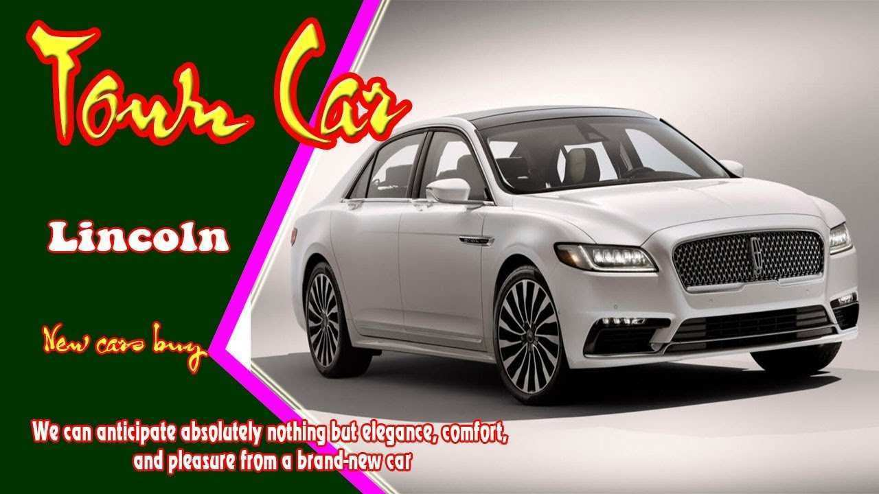 29 All New 2019 Lincoln Town Spy Shoot