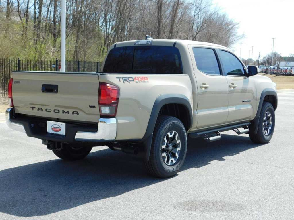 29 All New 2019 Toyota Tacoma Quicksand Prices