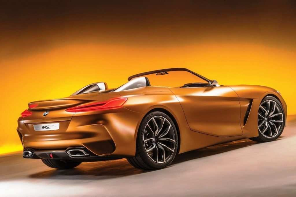 29 All New 2020 BMW Z4 Roadster Review