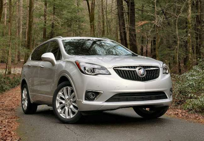 29 All New 2020 Buick Envision Avenir Overview