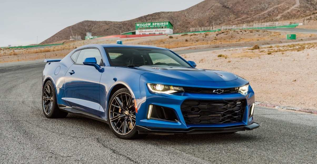 29 All New 2020 Chevy Camaro Competition Arrival Reviews