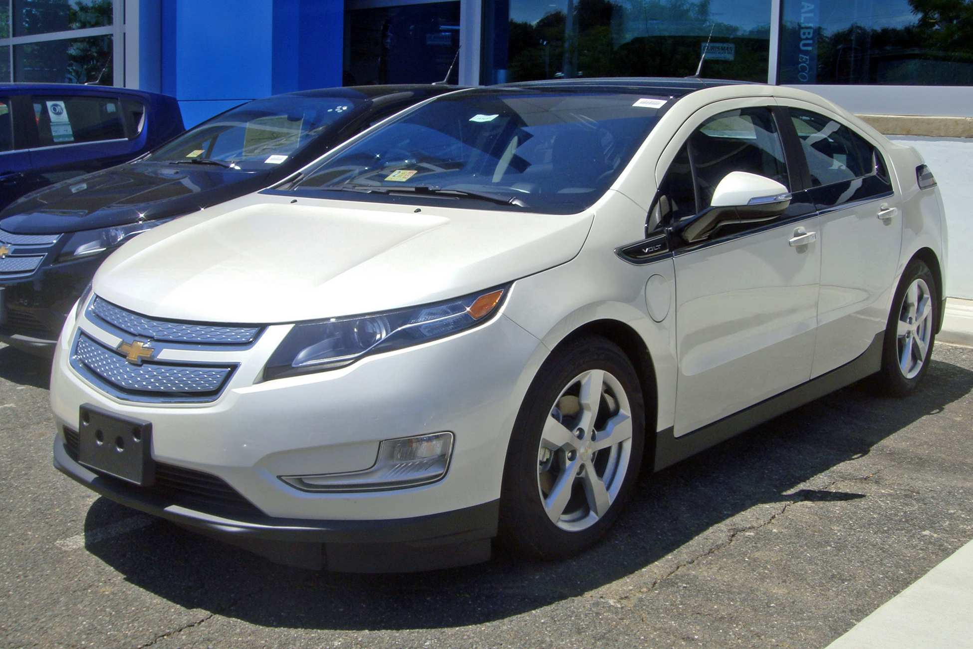 29 All New 2020 Chevy Volt Redesign And Review