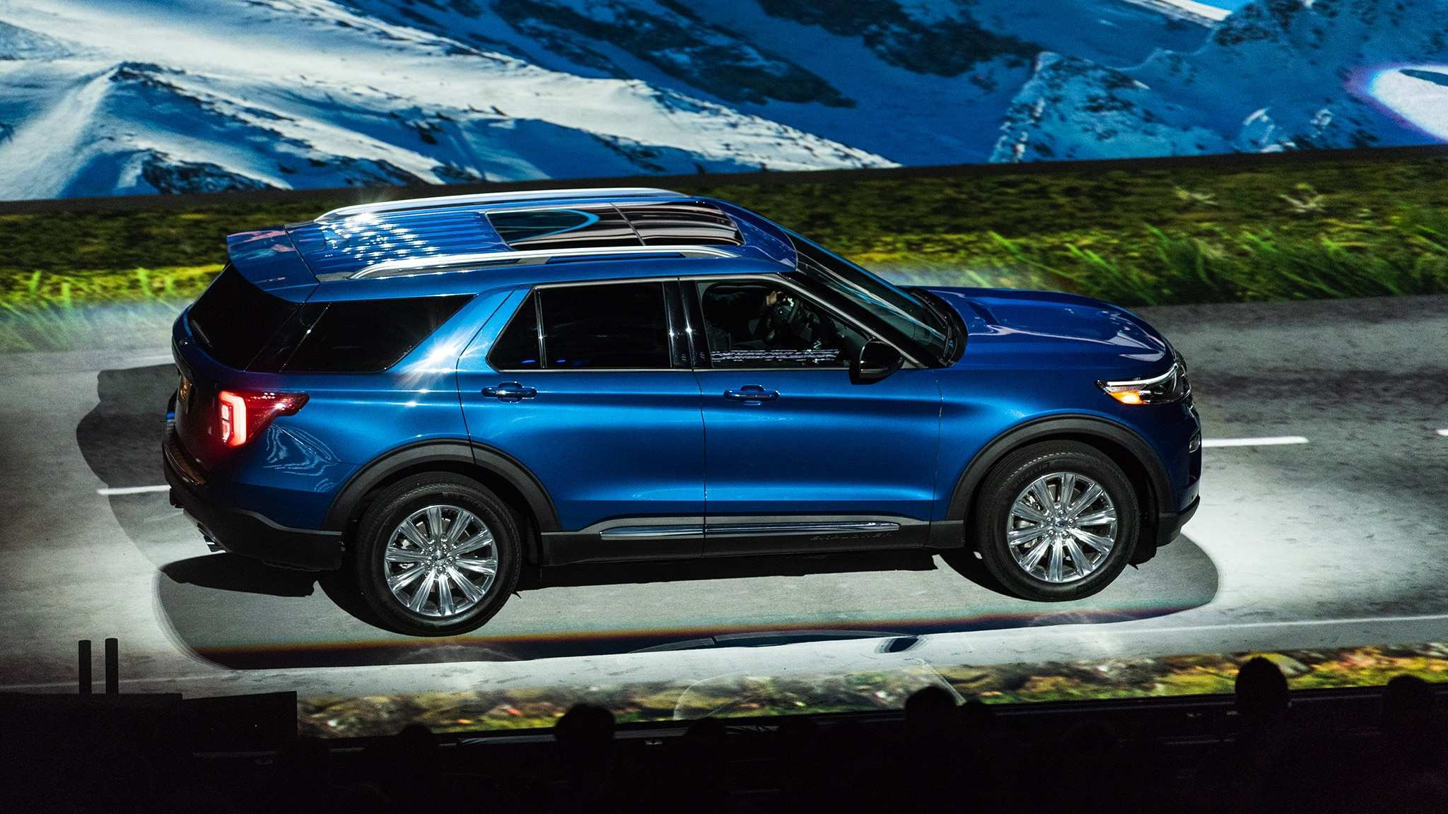 29 All New 2020 Ford Explorer Limited Release Date And Concept