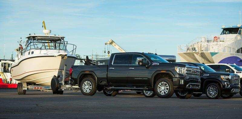 29 All New 2020 GMC Sierra 2500Hd Configurations