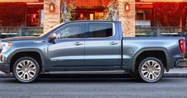 29 All New 2020 Gmc Sierra Denali 1500 Hd Redesign And Review