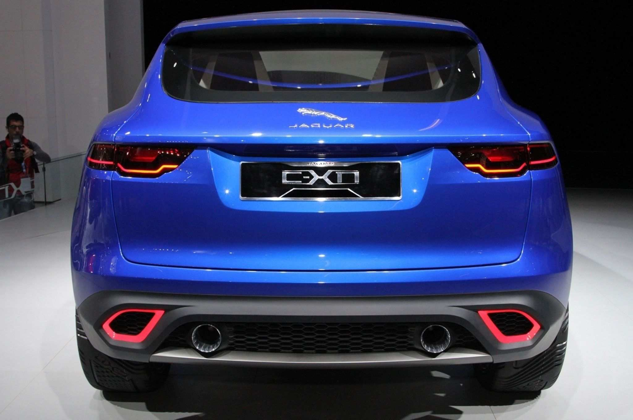 29 All New 2020 Jaguar C X17 Crossover Photos