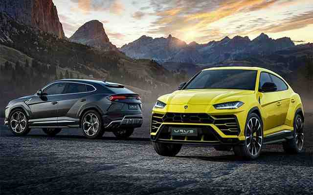 29 All New 2020 Lamborghini Urus Pictures