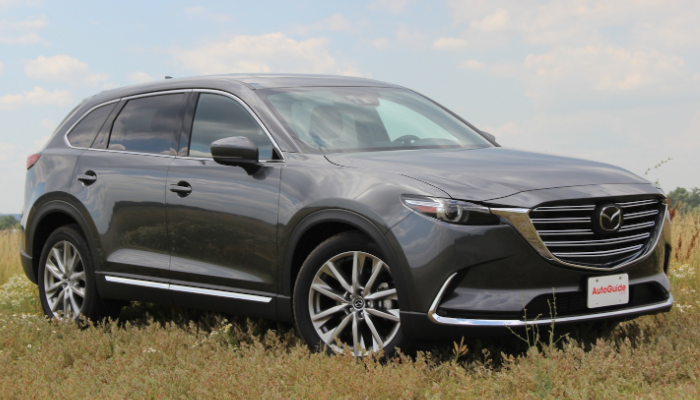 29 All New 2020 Mazda CX 9 Rumors