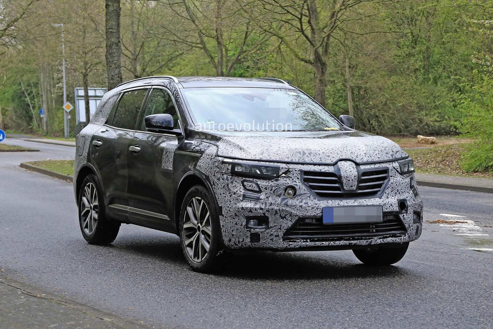 29 All New 2020 Renault Megane SUV Research New
