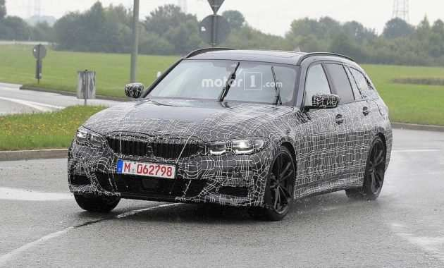 29 All New 2020 Spy Shots BMW 3 Series Performance And New Engine