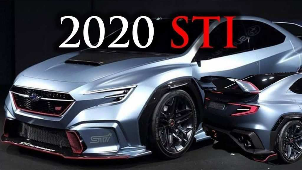29 All New 2020 Subaru Brz Sti Turbo Pictures