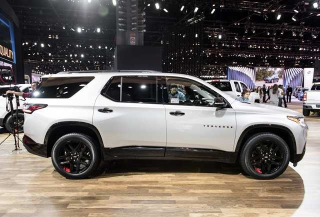29 All New GMC Traverse 2020 Exterior