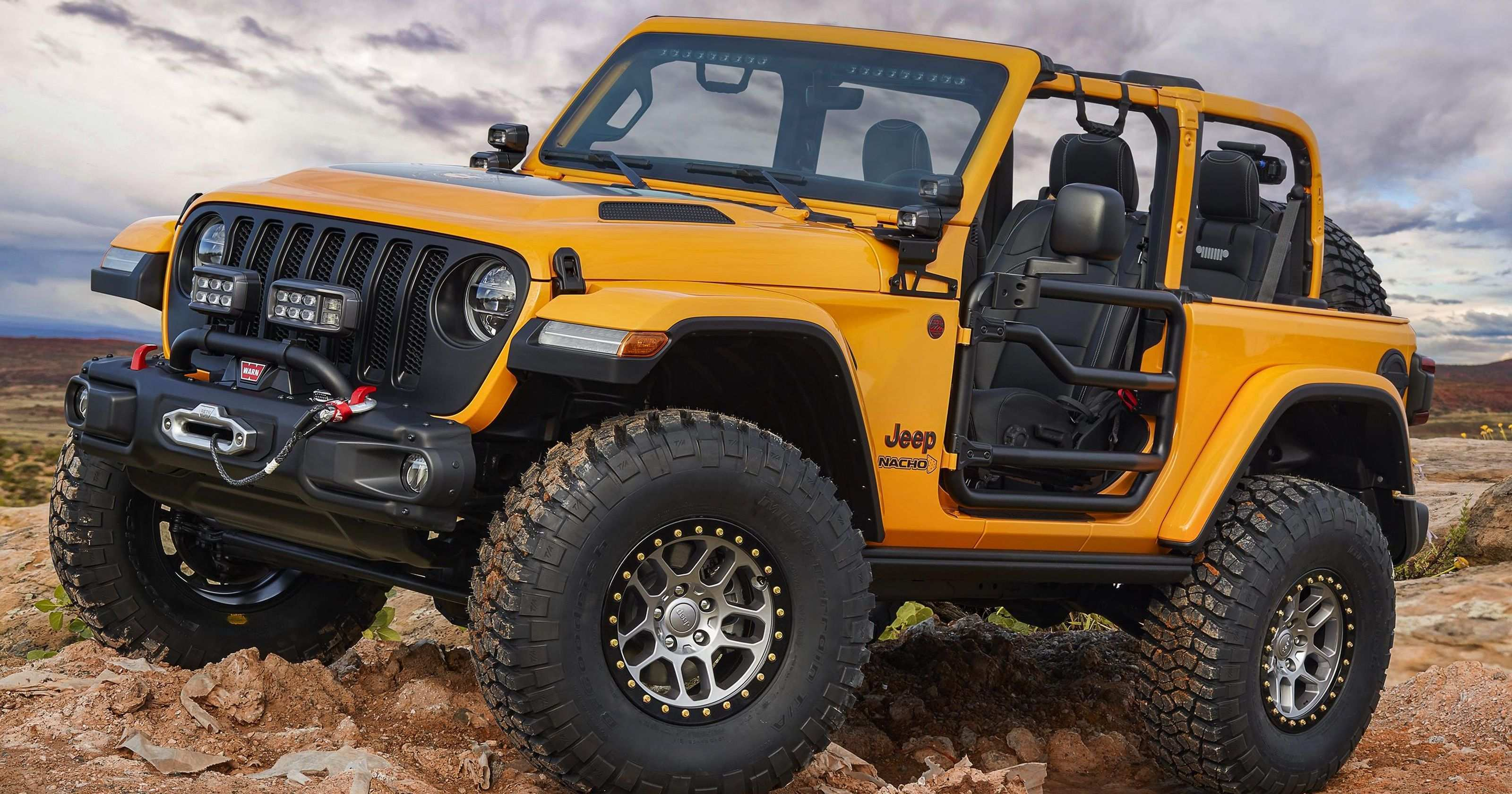 29 All New Jeep Moab 2020 Concept