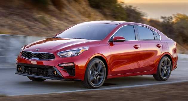 29 All New Kia K3 2019 New Concept