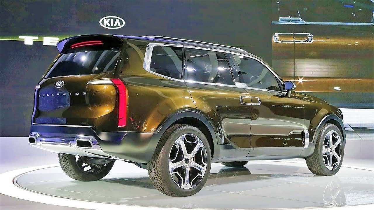 29 All New Kia New Suv 2019 Overview