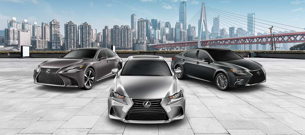 29 All New Lexus 2019 Lineup Configurations