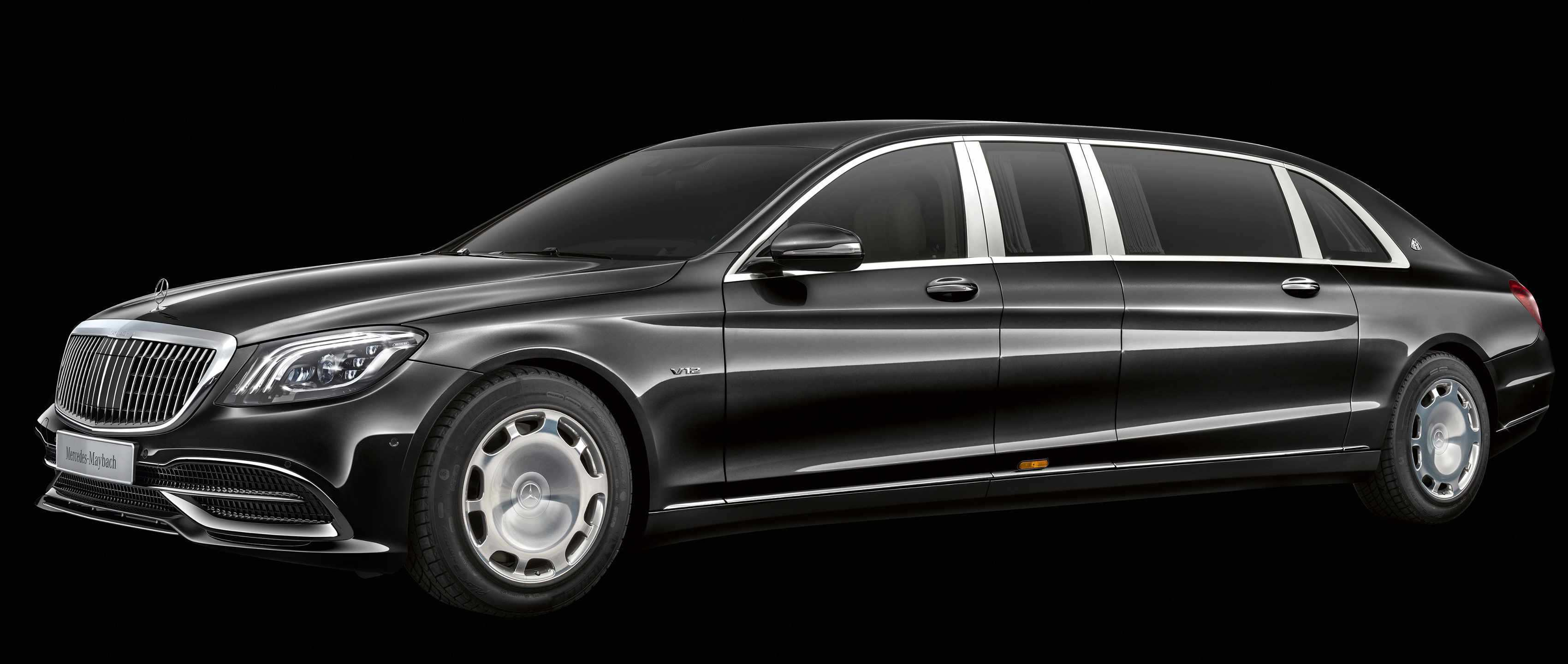 29 All New Mercedes S650 Maybach 2019 Speed Test
