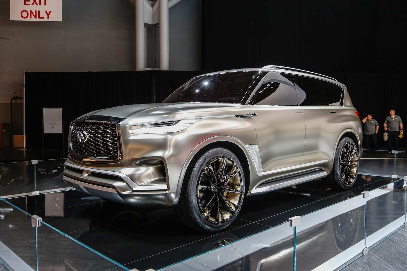 29 All New New Infiniti Qx80 2020 Images