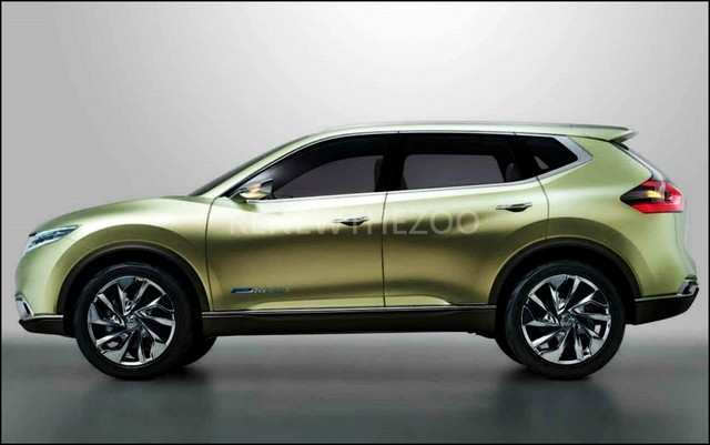 29 All New Nissan Rogue 2020 Review Rumors