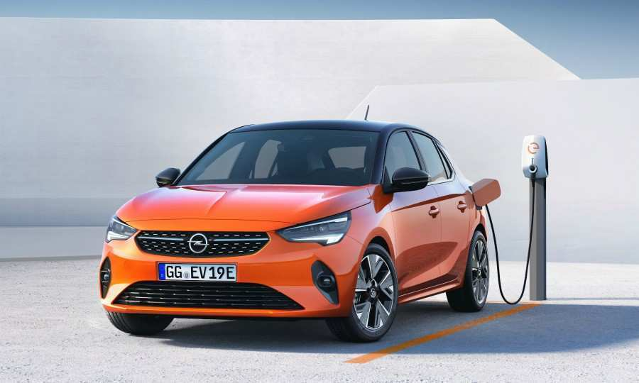 29 All New Opel Will Launch Full Electric Corsa In 2020 New Model And Performance