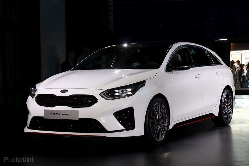 29 All New Proceed Kia 2019 Spy Shoot
