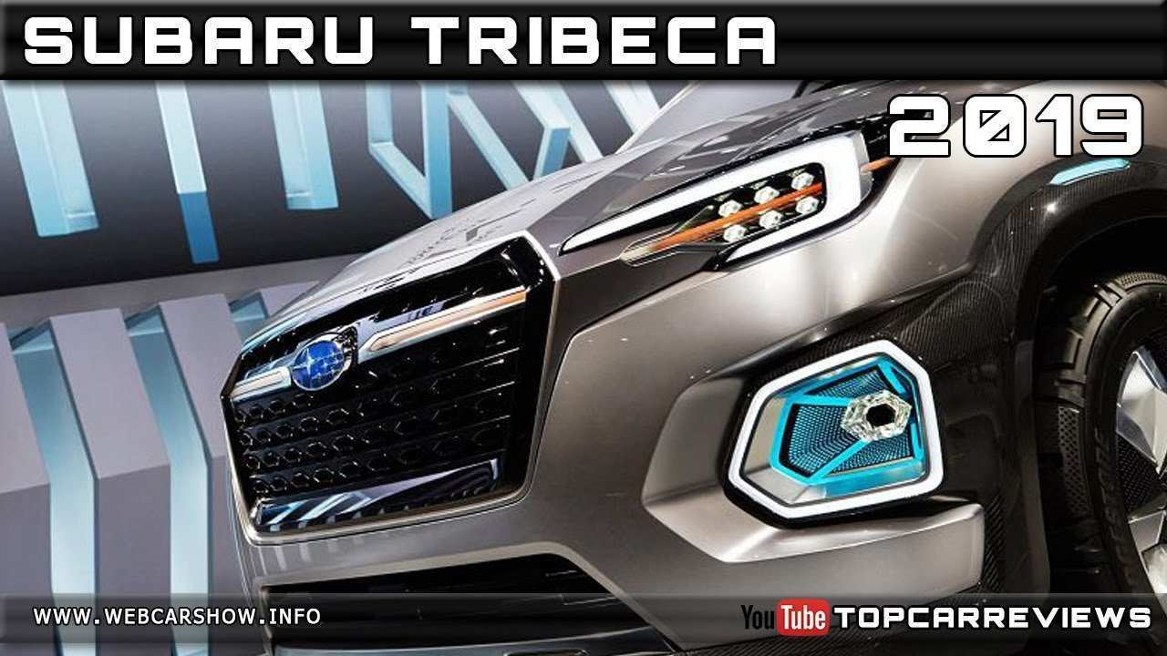 29 All New Subaru Tribeca 2019 Review