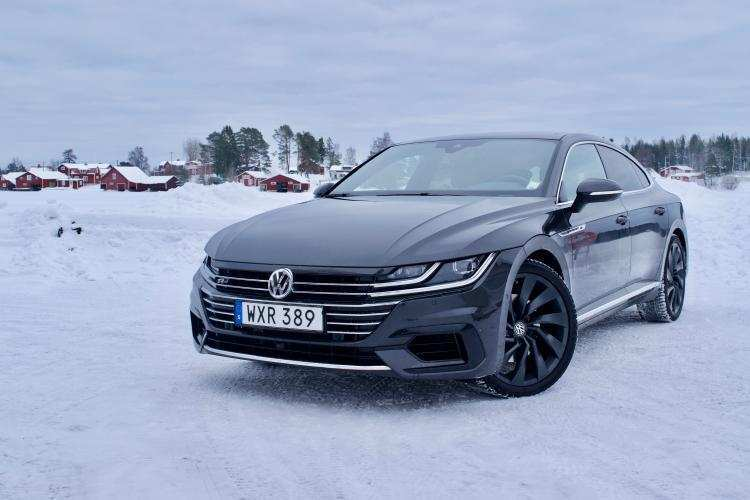 29 All New Vw 2019 Arteon Picture