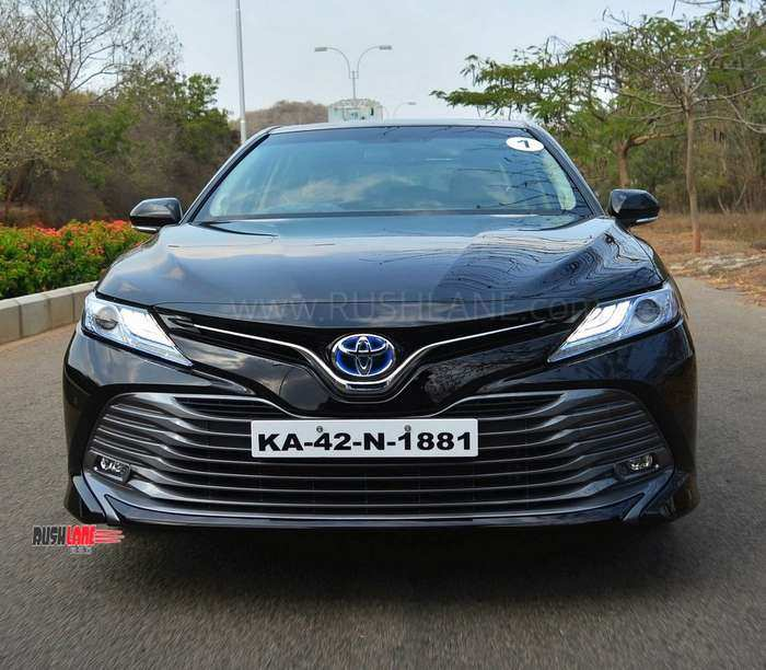 29 Best 2019 All Toyota Camry Concept
